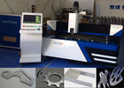 Logam Stainless Steel Fiber Laser Cutting Machine Untuk Baja Karbon 5mm