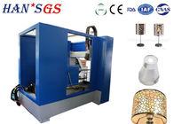 500 W Sheet Metal Cutter Machine, Lampshade Cnc Fiber Laser Cutting Machine